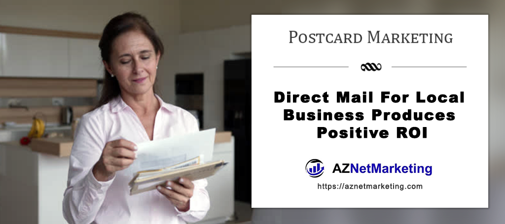Direct Mail Marketing For Local Businesses